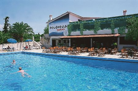 Hotel Philoxenia Bungalows ***
